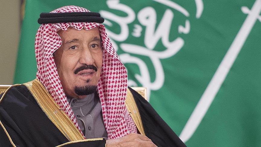 Suudi Arabistan Kralı Selman Kaşıkçı cinayetine değinmedi