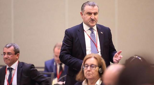 Osman Aşkın Bak NATO PA Başkan Yardımcılığına seçildi