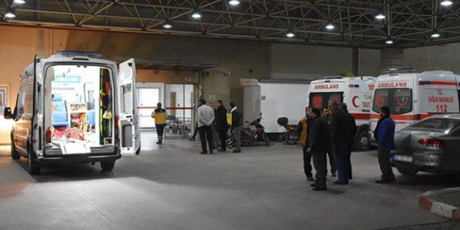 Manisa Turgutlu'da karbonmonoksit gazından 7 kişi zehirlendi!