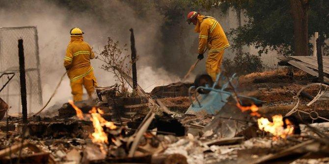 California'daki yangınlarda ölü sayısı 81'e çıktı!