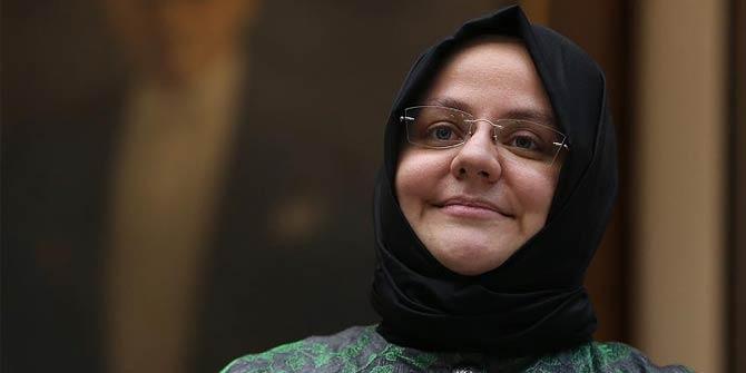 Bakan Selçuk'tan 'kadına yönelik şiddetle mücadele' mesajı