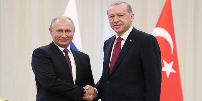 Başkan Erdoğan Putin ile görüşecek!