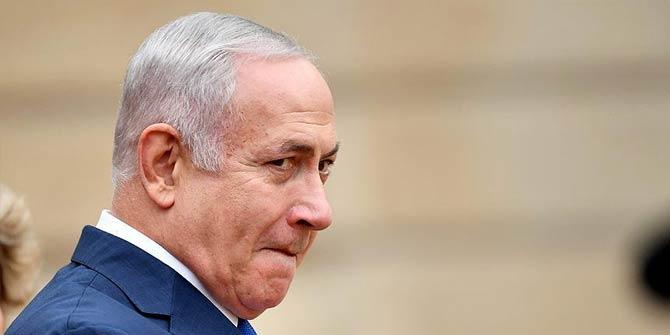 İsrail polisinden flaş Netanyahu kararı