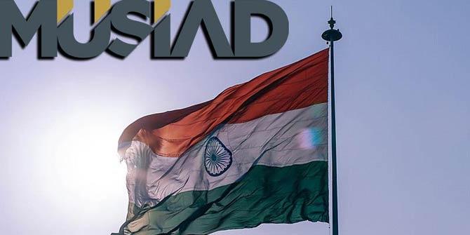 MÜSİAD Hindistan temsilciliği açıldı