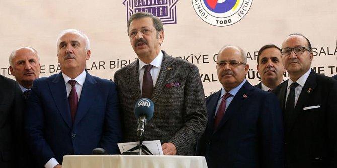 Hisarcıklıoğlu: Türkiye'nin temelleri sağlam