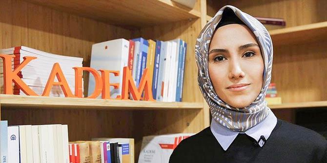 KADEM Başkan Yardımcısı Bayraktar: Biz 'kadınlar ve demokrasi' diyoruz
