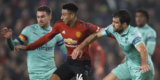 Manchester United 2-2 Arsenal (MAÇ SONUCU)