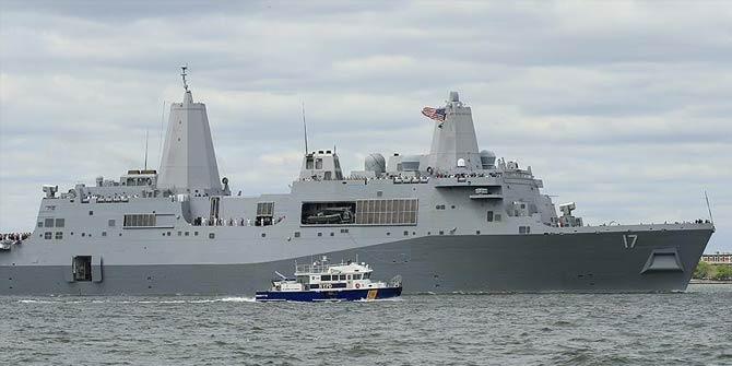 Dünyayı sarsan iddia! ABD savaş gemisi Rusya için yola çıkacak