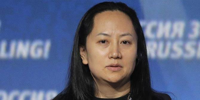Çinli Huawei'nin yöneticisi tutuklandı