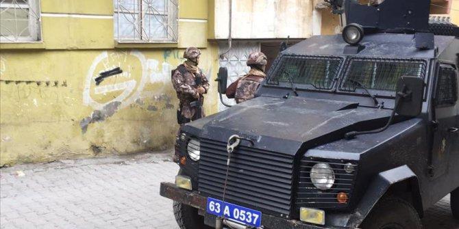 Gaziantep'te Hücre evinde talimat bekleyen terörist yakalandı!