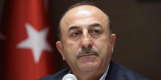 Bakan Çavuşoğlu, AGİT Genel Sekreteri Greminger görüştü