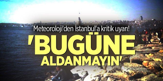 Meteoroloji açıkladı! Marmara'da sıcaklıklar artacak