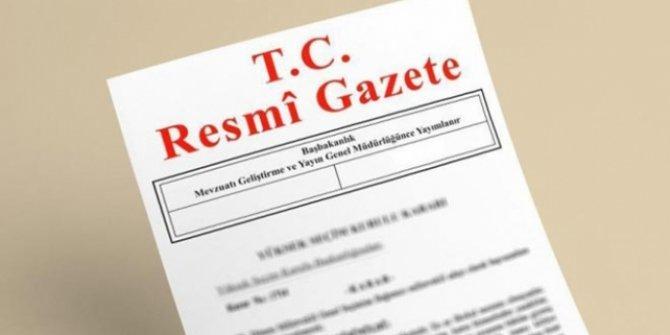 Çevre Kanunu ve Bazı Kanunlarda Değişiklik Yapılmasına Dair Kanun, Resmi Gazete'de