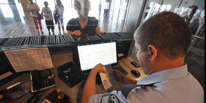 Türkiye 26,5 milyon yabancıya e-Vize verdi