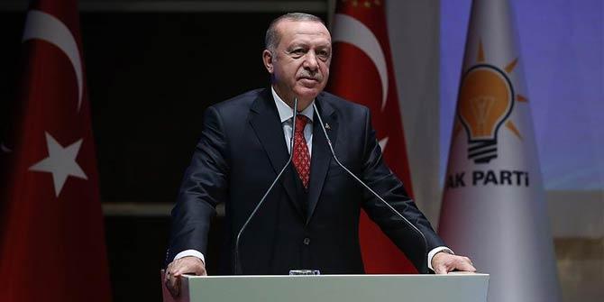 Cumhurbaşkanı Erdoğan'dan İnsan Hakları Günü mesajı