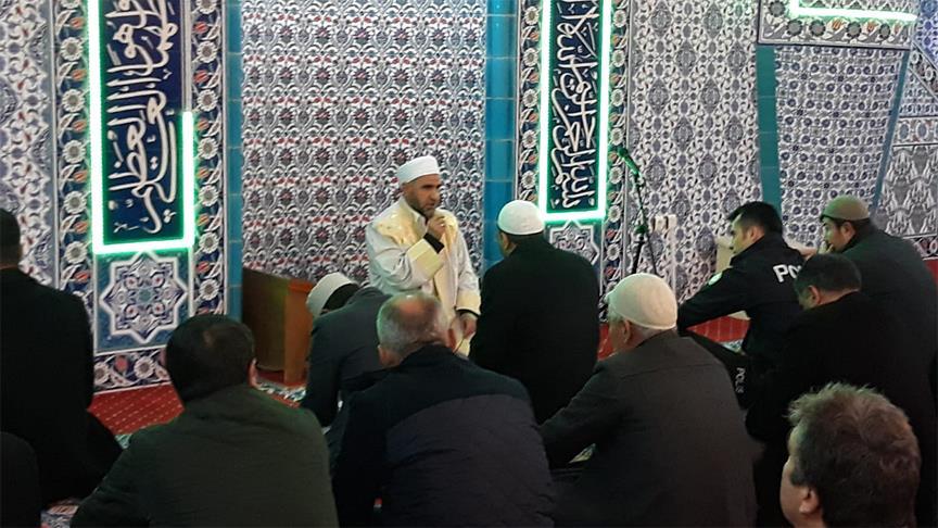 Beşiktaş'taki terör saldırısı şehitleri Şanlıurfa'da anıldı