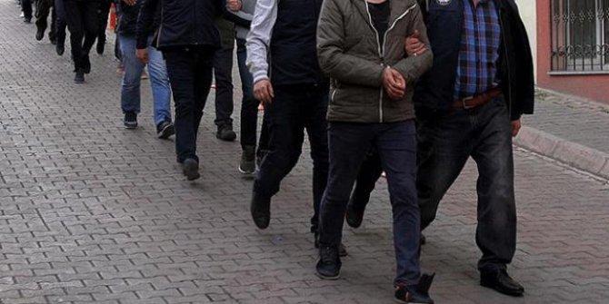 Ankara merkezli 8 ilde operasyon: 28 gözaltı