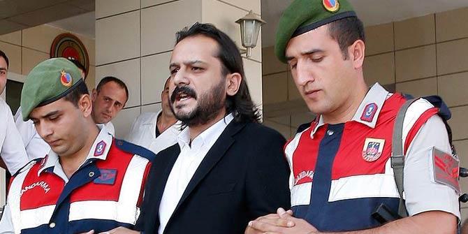 Emrah Serbes'in hapis cezası onandı