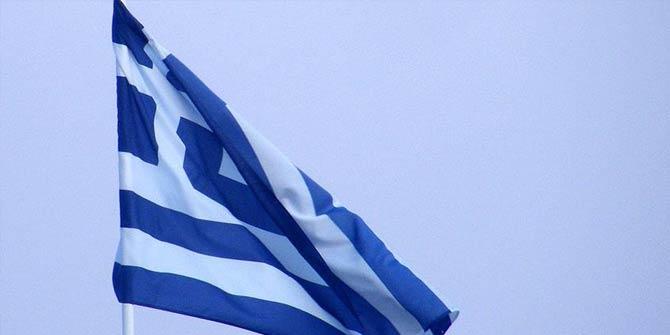 Yunanistan'da tersine esen rüzgar
