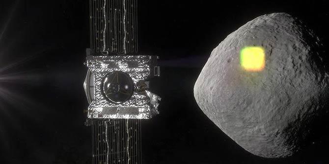 Heyecanlandıran keşif! NASA, Bennu'da buldu