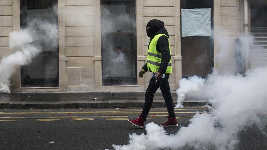 Mısır'da sarı yelek satışı yasaklandı