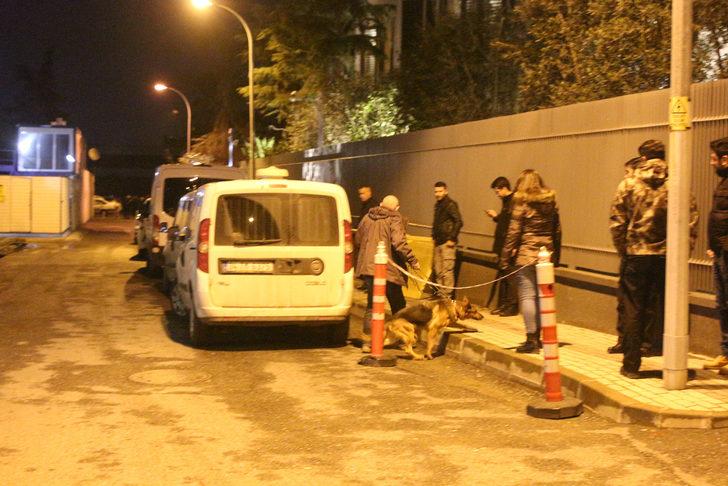Kısıklı'daki bir holding binasında bomba düzeneği bulundu