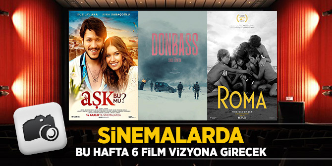Beyazperde de bu hafta vizyona giren filmler!