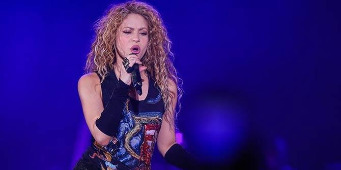 Dünyaca ünlü şarkıcı Shakira'ya şok suçlama