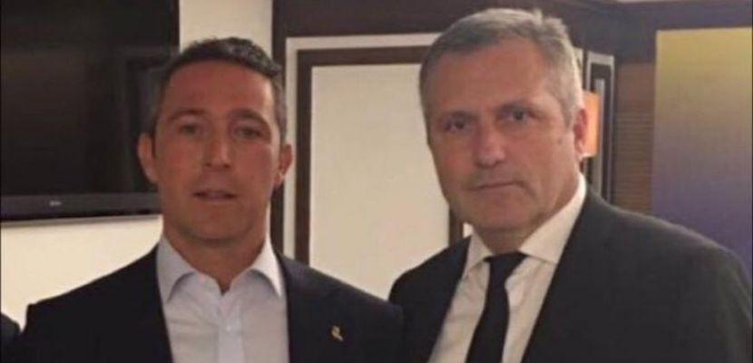 Volkan Ballı yeniden Fenerbahçe'de