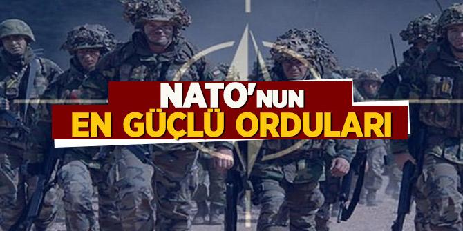İşte NATO'nun en güçlü orduları!