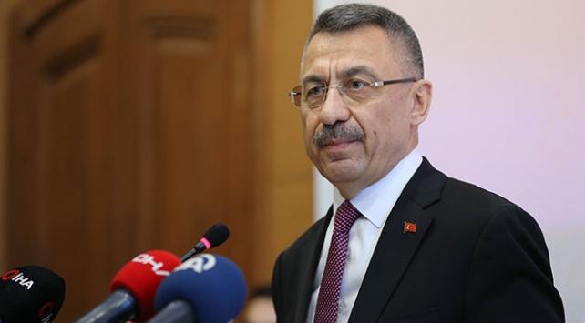 Cumhurbaşkanı Yardımcısı Oktay, Gürcistan'a gidecek
