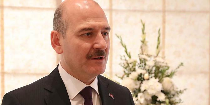 İçişleri Bakanı Soylu: Düzensiz göç meselesini ele alacağız