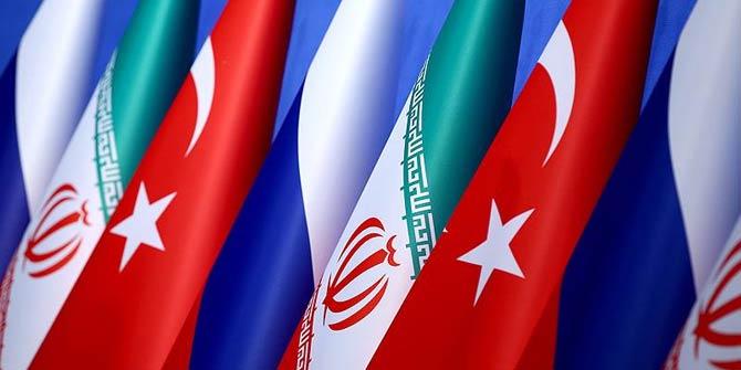 Türkiye, Rusya ve İran'dan Suriye zirvesi