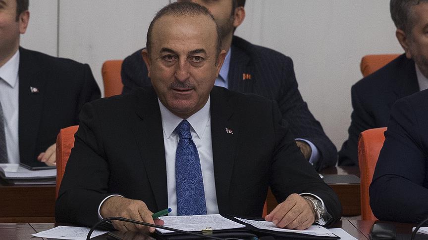 Bakan Mevlüt Çavuşoğlu açıkladı! ABD'de FETÖ operasyonu başladı