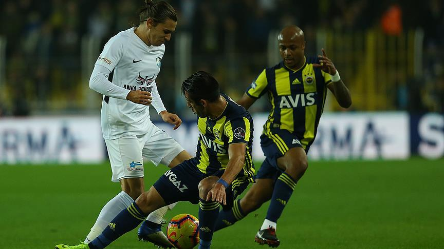 Fenerbahçe üstünlüğü koruyamadı! Maç özeti izle