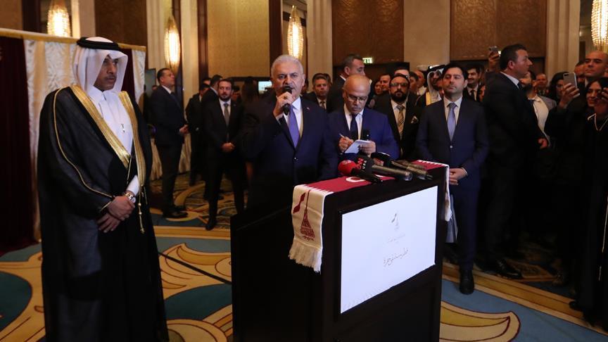 TBMM Başkanı Yıldırım: Türkiye ile Katar daima kara gün dostu olmuştur