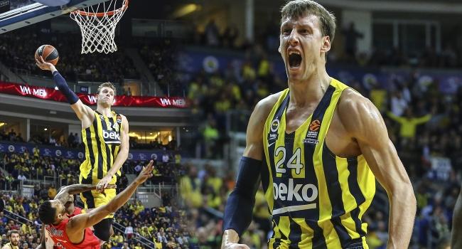 Fenerbahçe Beko'dan müthiş zafer