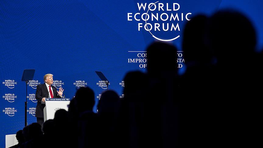 Trump Dünya Ekonomik Forumu'na katılacak