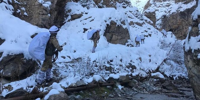 PKK'ya ağır darbe! Kış üslenmesine yönelik operasyon