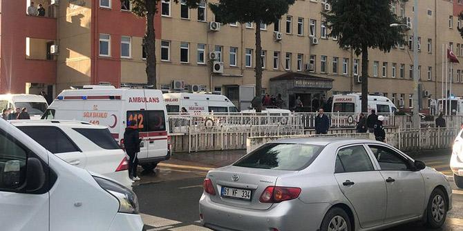 Rize Emniyet Müdürlüğündeki silahlı saldırı ile ilgili flaş gelişme