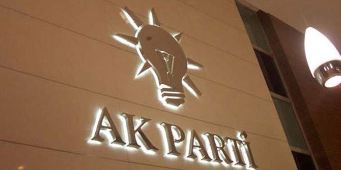AK Parti'de iki ilçeye atama