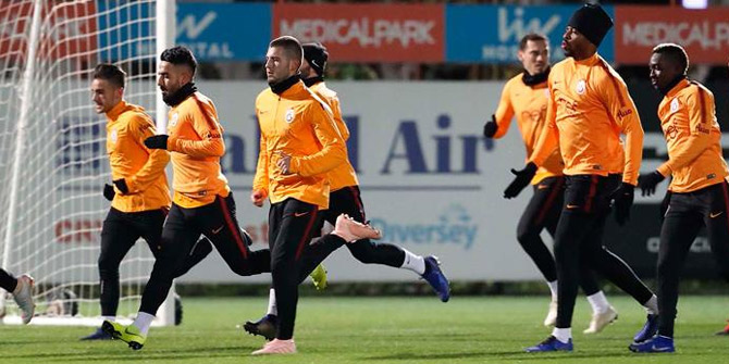 Sarı-kırmızılı takımın gözü Süper Lig'de