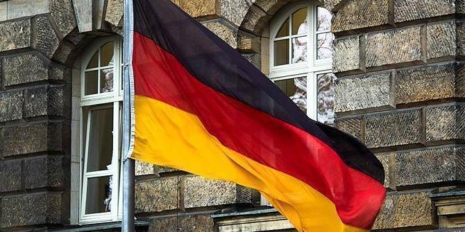 Almanya'nın kamu borcu üçüncü çeyrekte 45 milyar avro azaldı