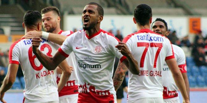 Antalyaspor'un sezon sonu hedefi belli oldu!