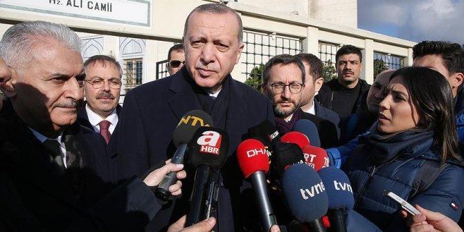 Erdoğan: (Pakistan'ın Fetö Kararı) Yani Fetö'nün bir terör örgütü olduğunu onlar da ifade ettiler