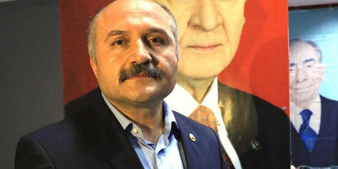 MHP Samsun milletvekili Erhan Usta ihraç talebiyle disipline sevk edildi