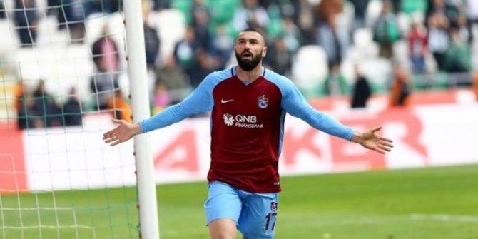 Trabzonspor'dan KAP'a Burak açıklaması