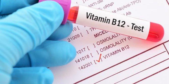 Yorgunluğunuzun nedeni B12 eksikliği mi? (B12 eksikliği nasıl giderilir?) İşte detaylar..