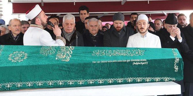 Başkan Erdoğan'ın dayısı için cenaze namazı kılındı