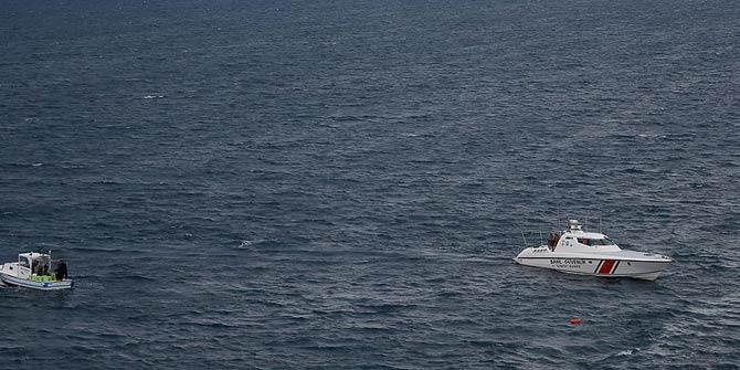 Sinop'ta balıkçı teknesi battı: 1 ölü